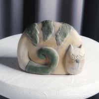 Копилка КОШКА керамика ручная работа