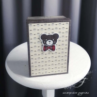 Коробка Мишка