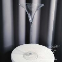 Ваза Фужер стекло