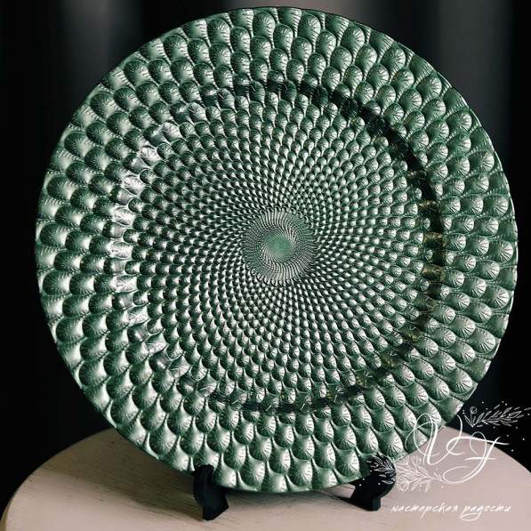 Поднос (зеленый)