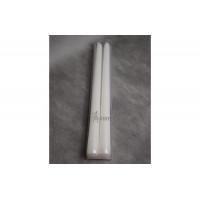 Свечи белые перламутровые 2 штуки