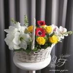 Цветы в деловой жизни