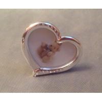 Рамка для фото сердце маленькое