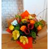 """Букет цветов """"Пламя страстей"""""""