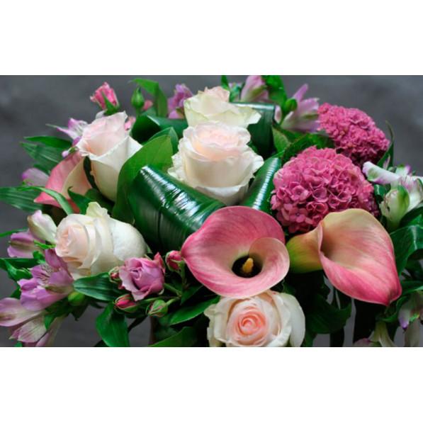 """Букет цветов """"Цветочный коктейль"""""""