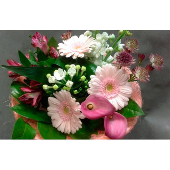 """Букет цветов """"Розовое настроение"""""""
