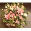 Букет из кустовых роз Нежность