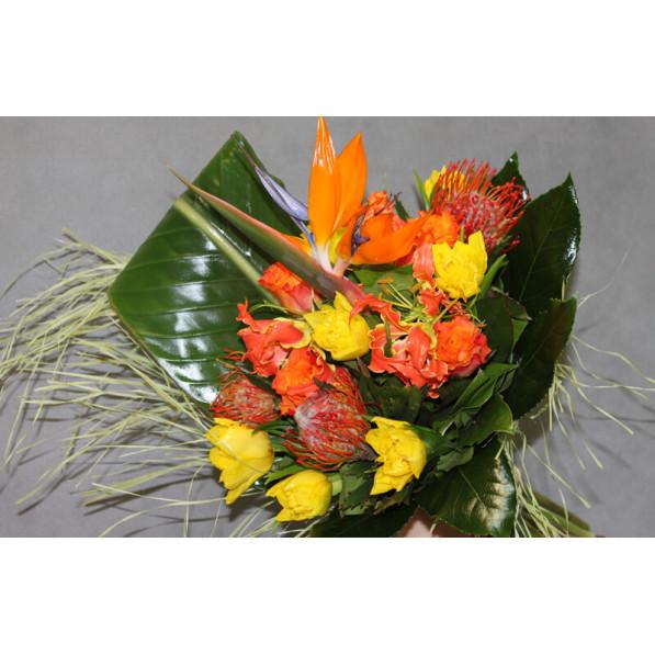 Букет цветов Привет из Тайланда