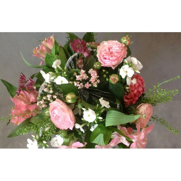 """Букет цветов """"Прекрасная незнакомка"""""""