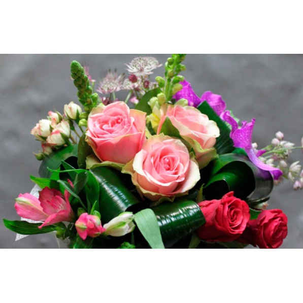 """Букет цветов """"Палитра чувств"""""""