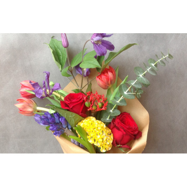 """Букет цветов """"Звездочка"""""""