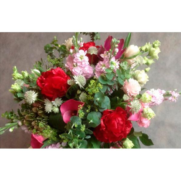 """Букет цветов """"Дышу тобой"""""""